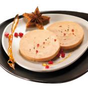 R aliser une belle assiette de foie gras delpeyrat - Decoration foie gras assiette ...
