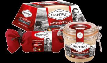 foie gras gamme authentique delpeyrat