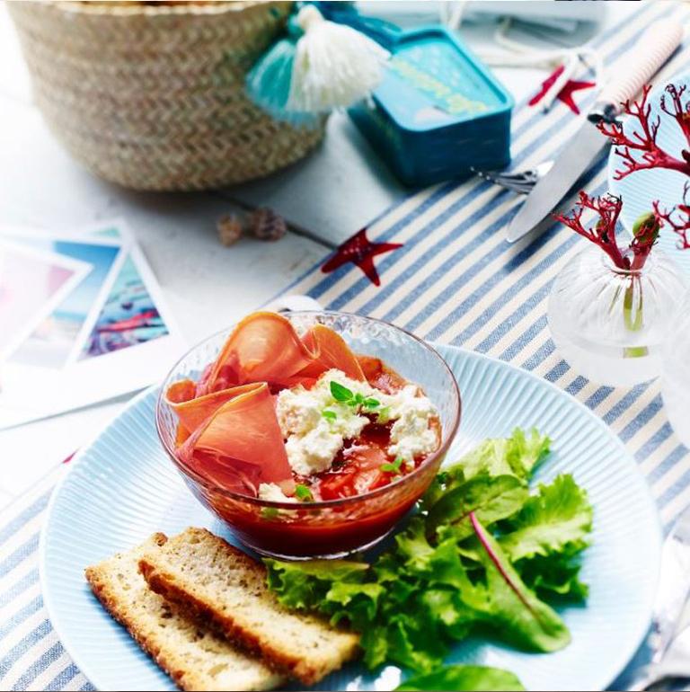 recette salade de gésiers et asperges sauvages 2