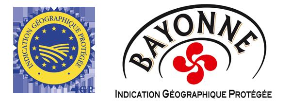 logos IGP + Bayonne