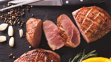 cuisson magret canard