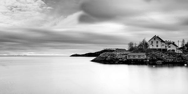 paysage islande saumon