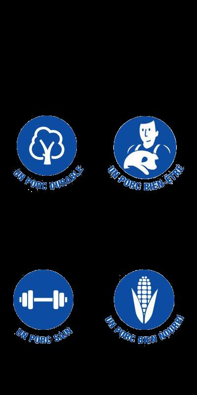 logos filière bien produire bien consommer