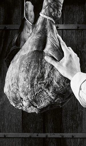 affinage jambon bayonne Delpeyrat